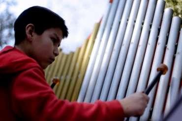 Met parque metropolitano de santiago de chile actividades de música para niños