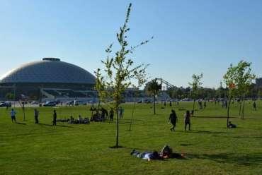 parque ohiggins elipse movistar arena