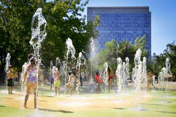 Los mejores juegos de agua gratuitos en Santiago