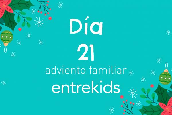 Cena de Navidad para niños
