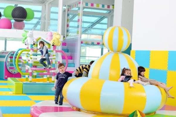 Panoramas para los niños más pequeños en Santiago, Yukids