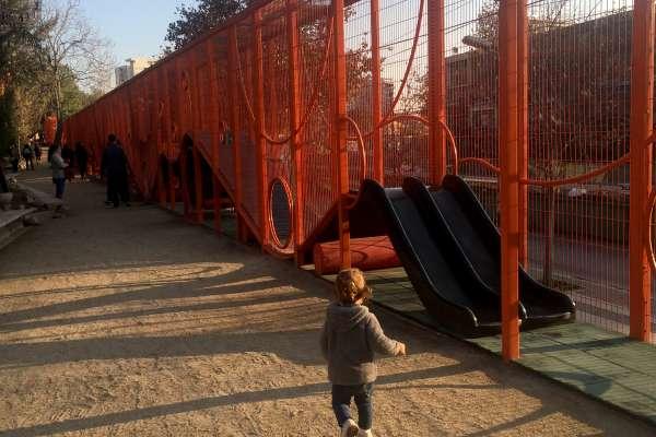 Parque Bicentenario de la Infancia, vive la experiencia!