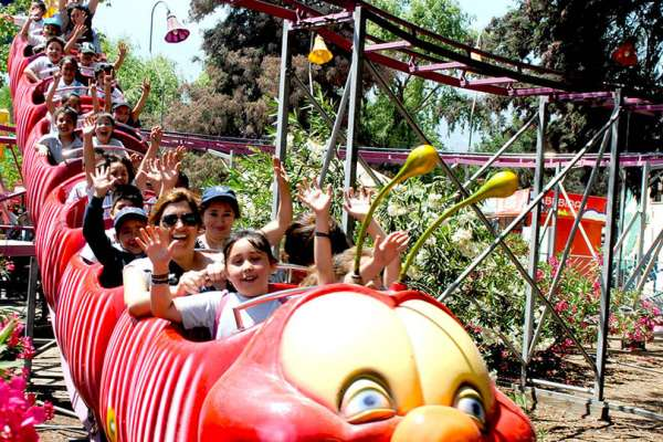 Mampato, un parque de diversiones para la familia