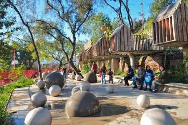 parque bicentenario de la infancia - Entrekids