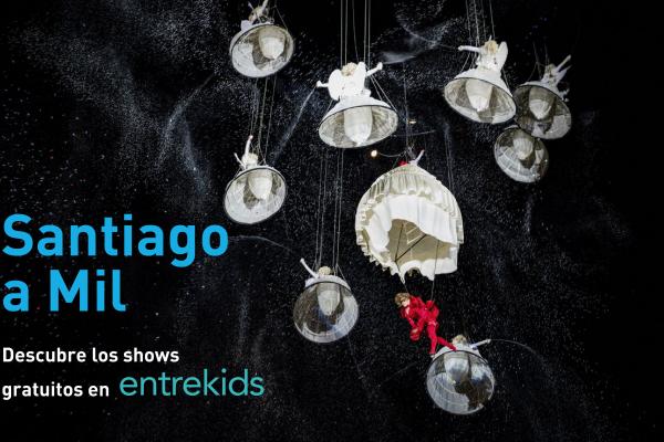Santiago a Mil 2020, 7 panoramas gratuitos para la familia