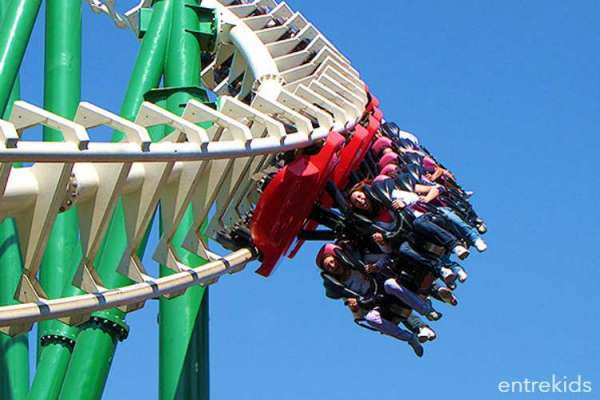 Fantasilandia,  La diversión total: Las mejores atracciones para toda la familia