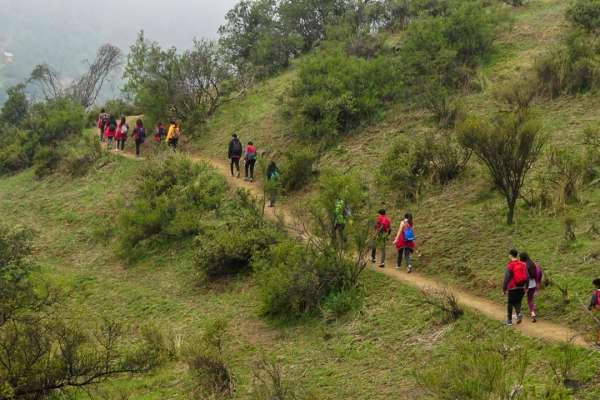 5 Trekkings en Santiago para ir de excursión en familia