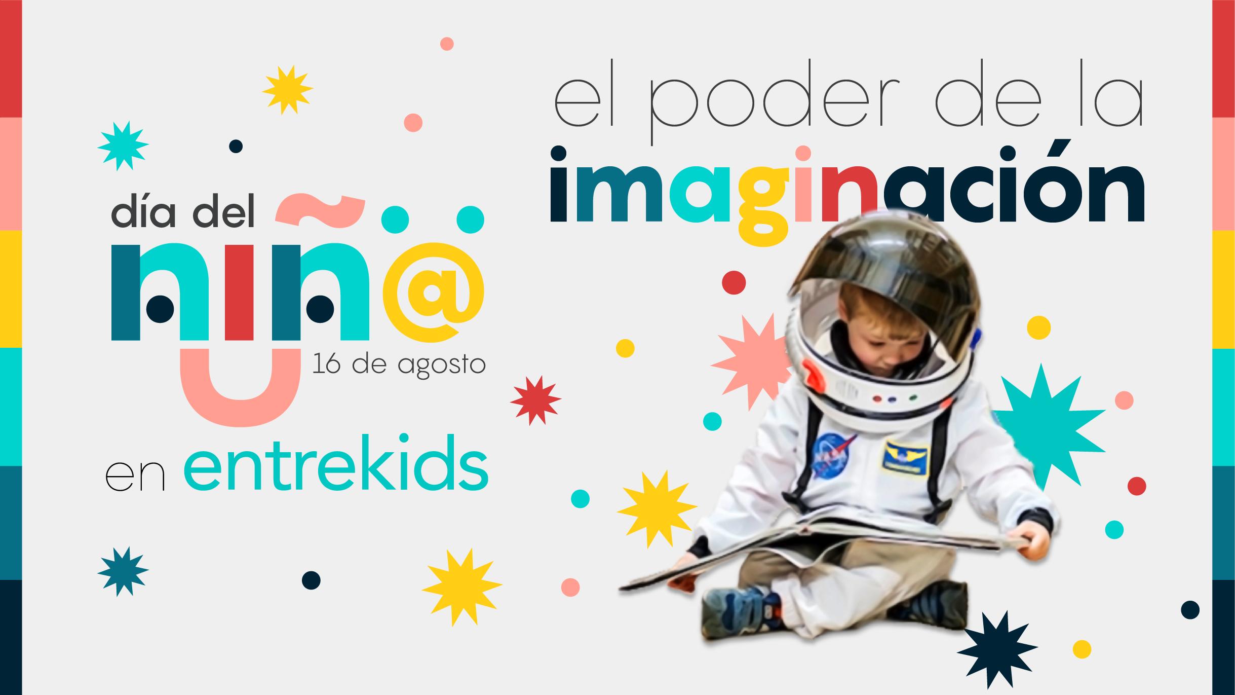 Actividades para celebrar el dia del niño en casa entrekids