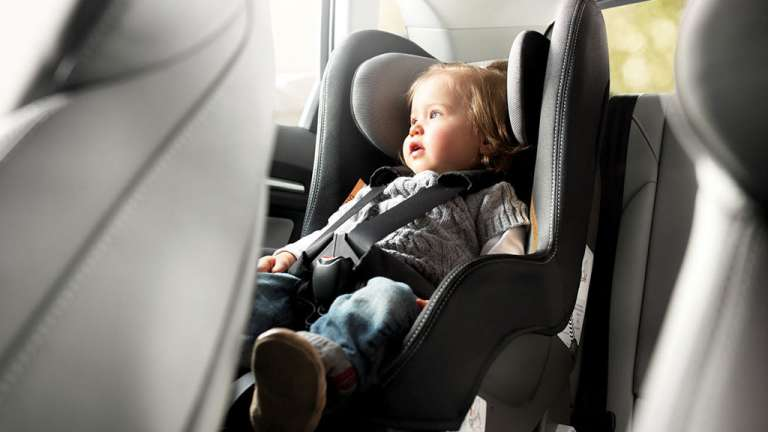 como escoger la silla de auto correcta - Entrekids