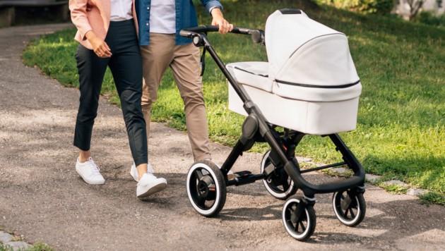 Consejos para escoger el coche de tu bebé - Entrekids
