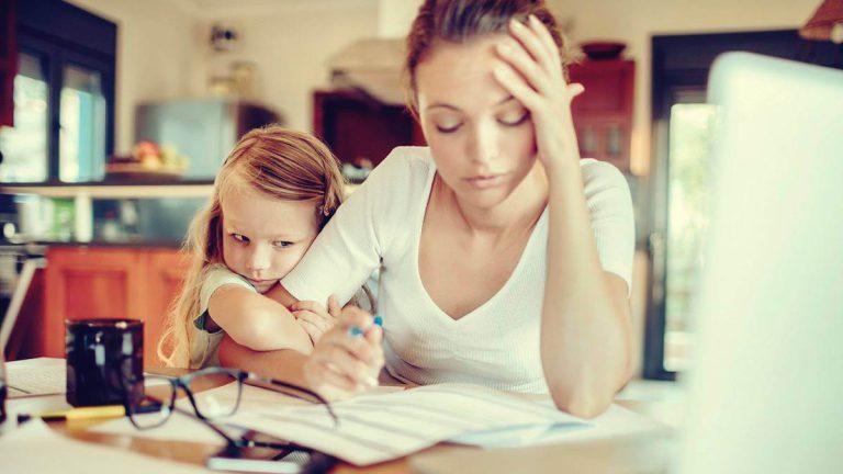 Burnout Parental - La Tercera - Entrekids
